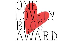 blog award lovely blog