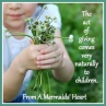 Child-giving-flowers