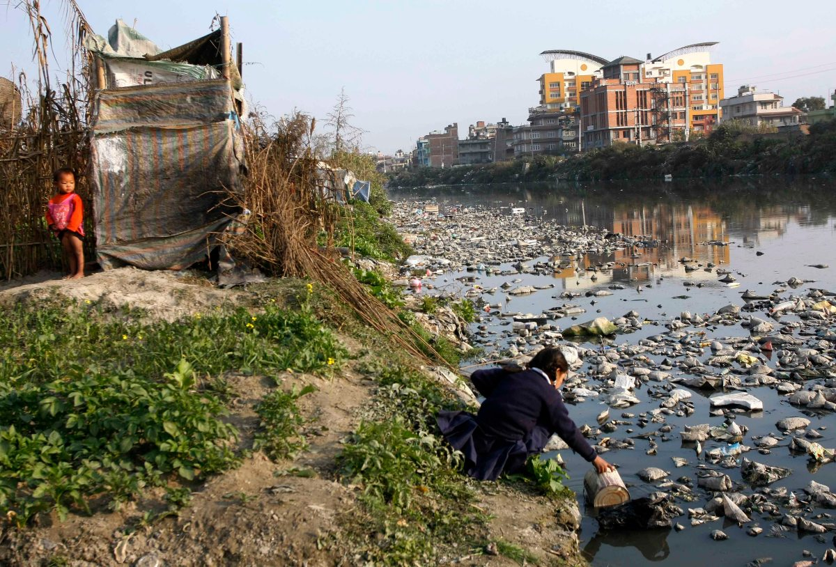 rivers in nepal essay