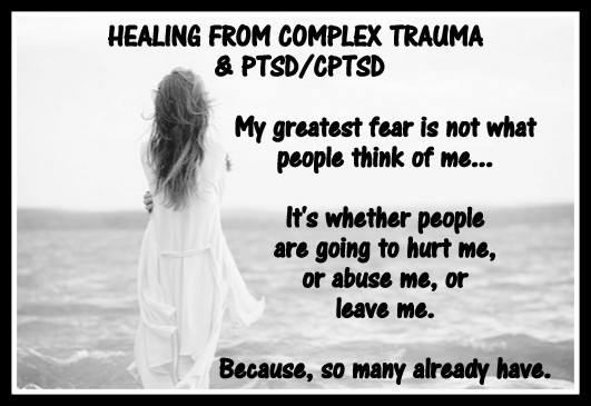 Ptsd fear of abandonment