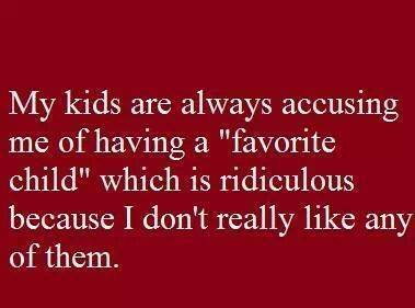 kids favourites
