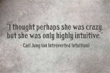 introverted intuition