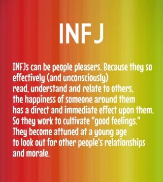 INFP people pleaser