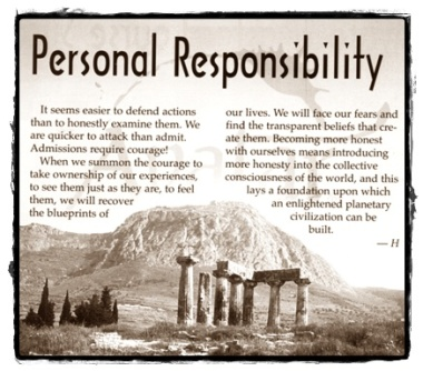 personal responsibility 3