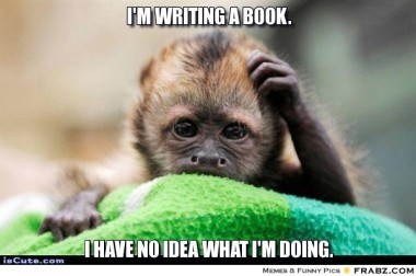 writing a book
