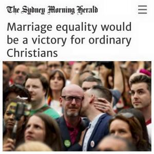christian gay marriage