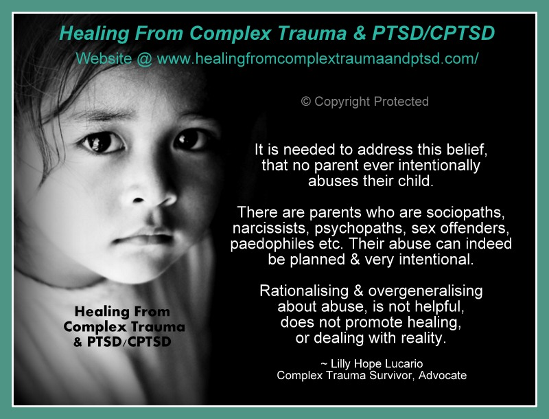 child abuse | Healing From Complex Trauma & PTSD/CPTSD