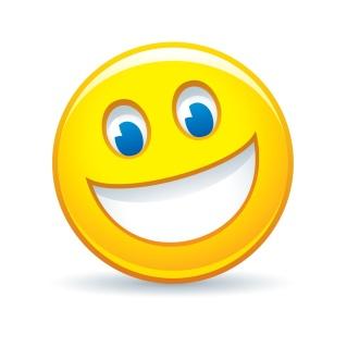 a-smile