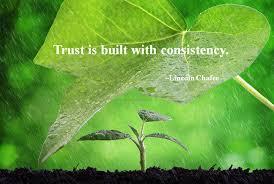 trust built
