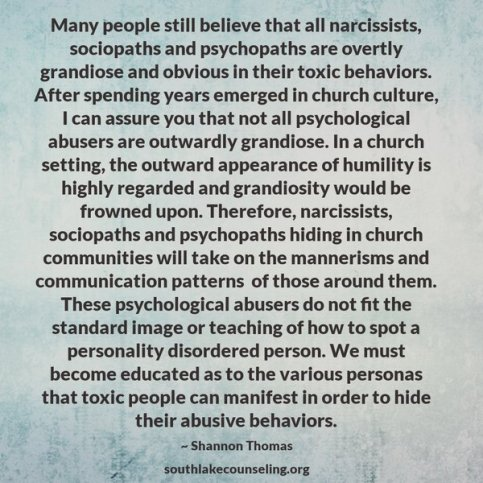 church abusers