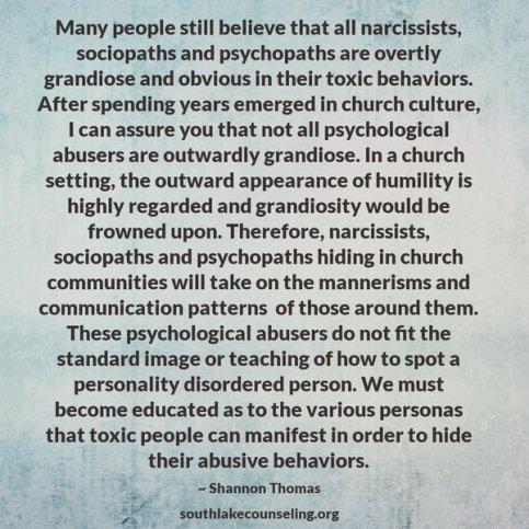 church abusers