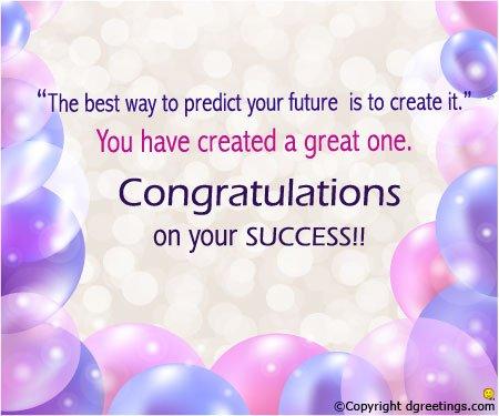 congratulations 4