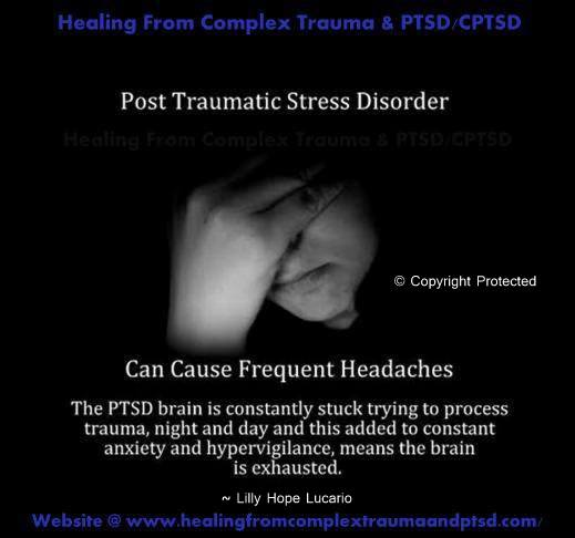 PTSD headaches 2