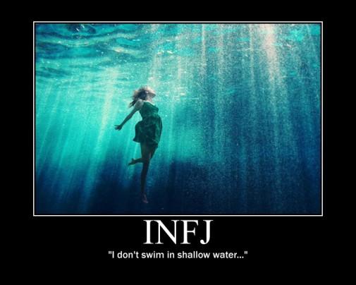 INFJ  1