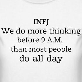 INFJ think
