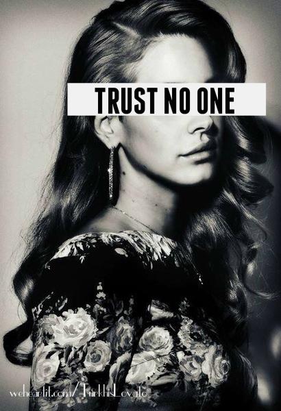 trust no-one2