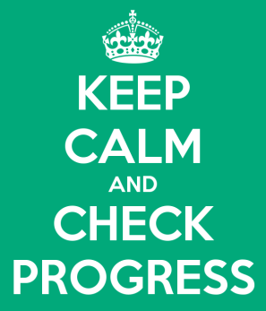 keep-calm-and-check-progress