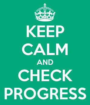 keep-calm-and-check-progress