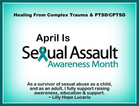 april sexual-assault-awareness-month