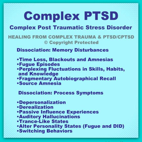 dating someone with complex ptsd Is it possible to have a healthy relationship when you have complex  change the results of childhood neglect and complex ptsd  dating someone.